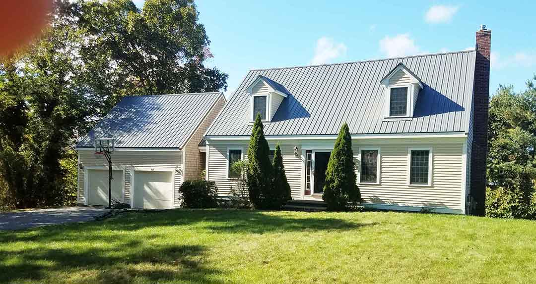 Metal Roofing Contractor Marshfield, MA